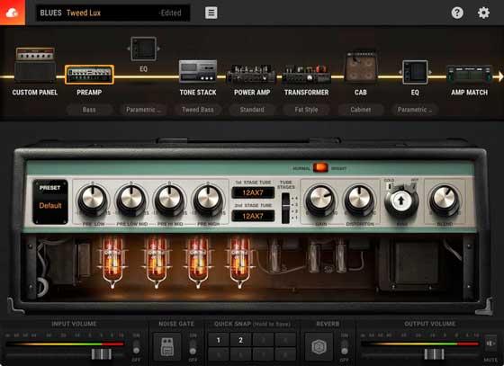 guitarra pc bias amp 2
