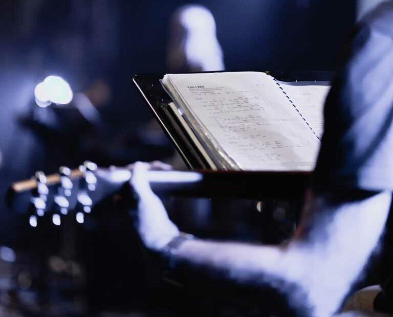 como leer tablaturas de guitarra
