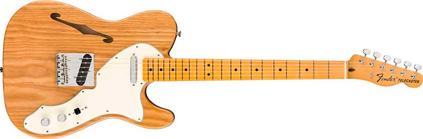 fender american original 60s thinline