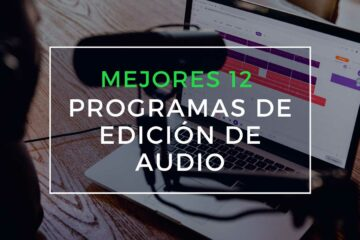 mejores programas de edición de audio