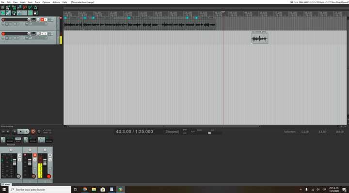 programas de edición de audio reaper