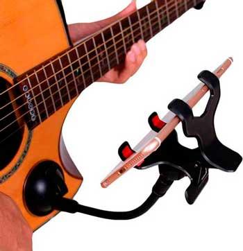 soporte para telefono guitarra