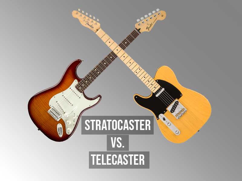 stratocaster o telecaster