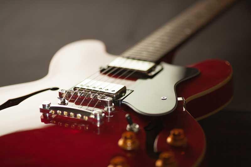 guitarras de blues