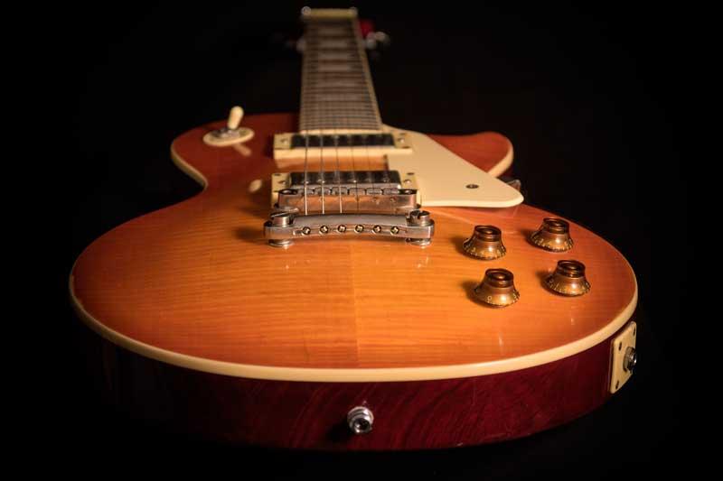 guitarras de rock les paul