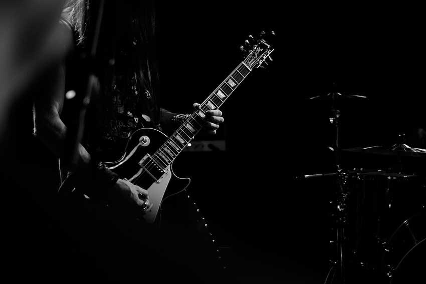 guitarras de rock
