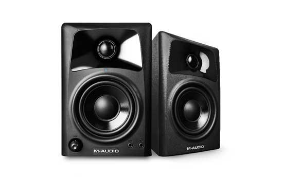 monitores de estudio m-audio av32