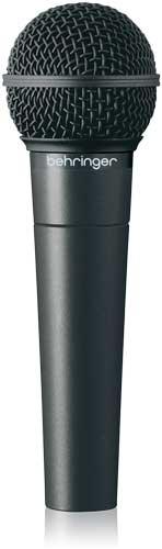 behringer xm8500 microfonos dinamicos