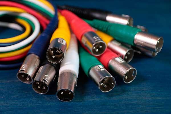 cables para estudio casero