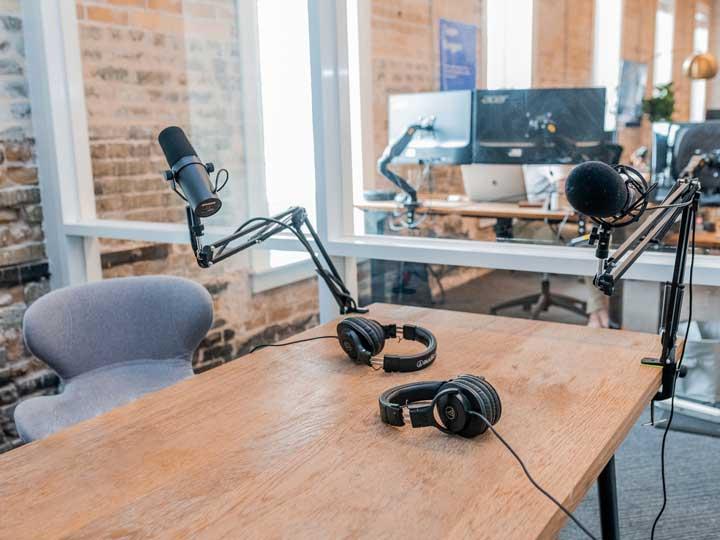 cómo grabar un podcast