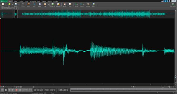 editor wavepad