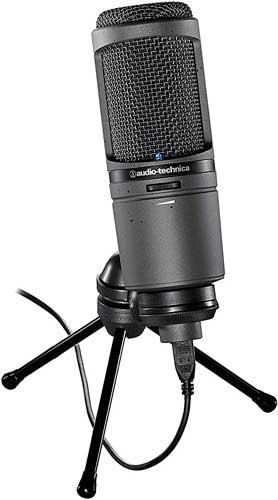 micrófonos para iphone at2020