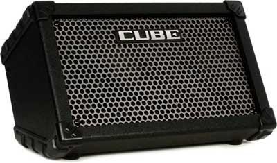 amplificador guitarra cube street