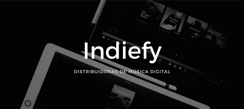 indiefy distribuidora
