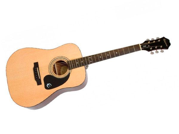 guitarra acustica epiphone dr-100