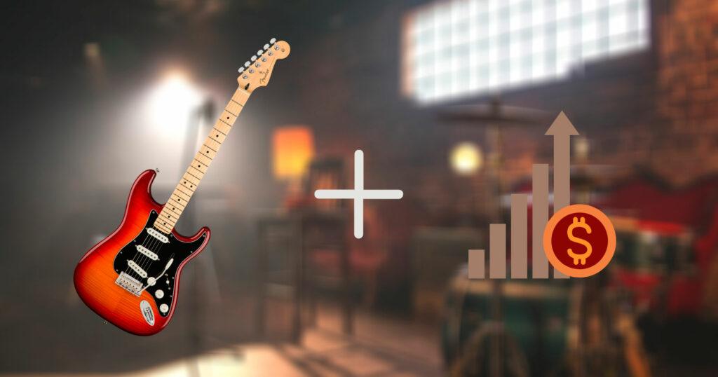 ganar dinero haciendo musica