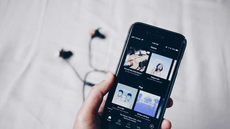 ganar dinero con streaming de musica