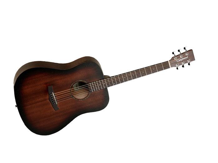 guitarra acustica tanglewood crossroads