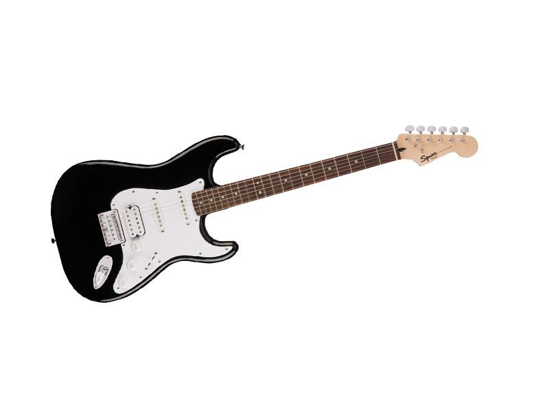 squier bullet hss guitarra barata