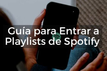 entrar a playlists de spotify