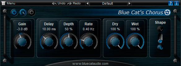 blue cat chorus