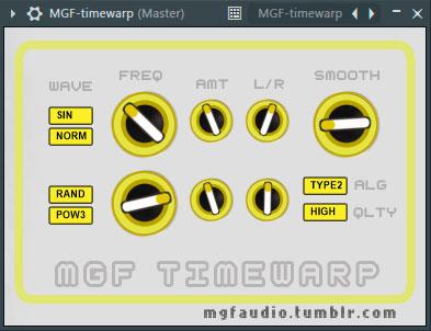 mgf timewarp