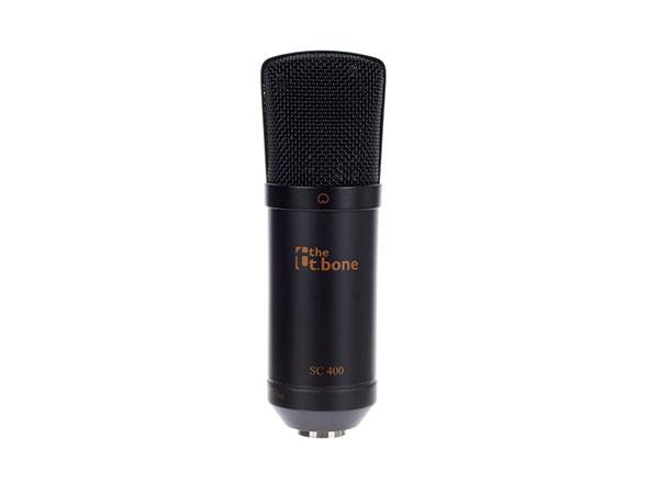 micrófono the t bone sc400