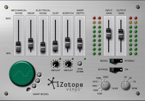 plugin lofi izotope vinyl