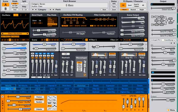 plugin vst surge synthetizer