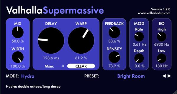 plugin vst valhalla supermassive