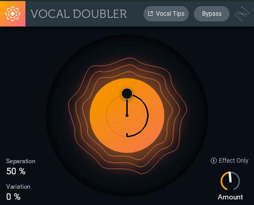 vocal doubler
