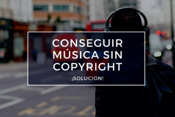 conseguir música sin copyright