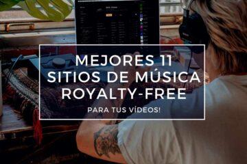 sitios de música royalty free