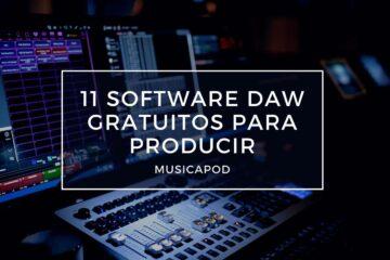 11 software daw gratuitos