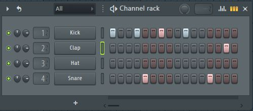 channel rack en fl studio 2