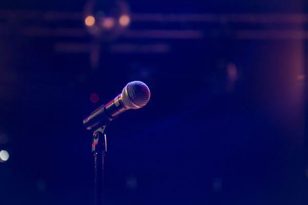 micrófono dinámico voces