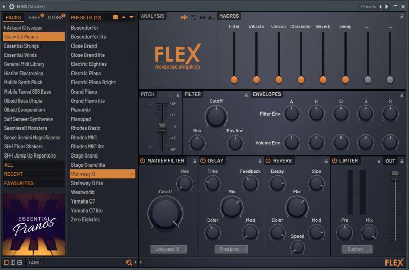 plugin flex
