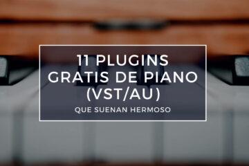 Plugins Gratuitos de Piano